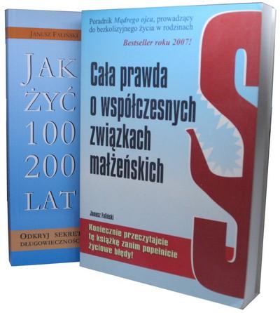 książki Janusza Falińskiego